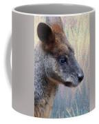 Kangaroo Potrait Coffee Mug