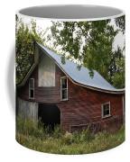 Kansas Hay Barn Coffee Mug