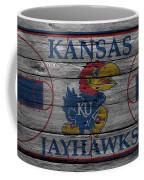 Kansas Jayhawks Coffee Mug