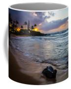 Kapa'a Kauai Sunrise Coffee Mug