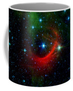 Kappa Cassiopeiae Shock Wave Coffee Mug
