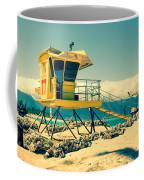 Kapukaulua Beach Lifeguard Station Paia Maui Hawaii  Coffee Mug