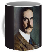 Karl Landsteiner (1868-1943) Coffee Mug