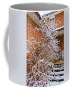 Karma In Winter Coffee Mug