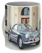 Karmann Ghia Coupe Coffee Mug