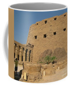 Karnak Egypt Coffee Mug