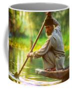 Kashmir Dream Impasto Coffee Mug