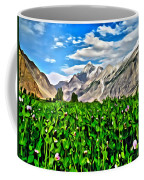 Kashmir Field Coffee Mug