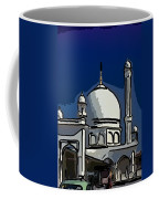Kashmir Mosque 2 Coffee Mug by Steve Harrington