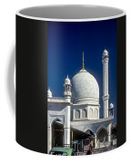 Kashmir Mosque Coffee Mug by Steve Harrington