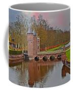 Kasteel De Haar Sunset Coffee Mug