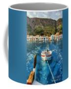 Kastellorizo Island Coffee Mug