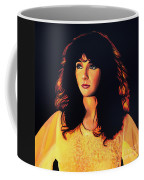 Kate Bush Painting Coffee Mug
