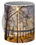Katepwa Lake In Saskatchewan Coffee Mug