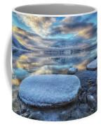 Kathleen Lake And Mount Worthington Coffee Mug