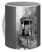 Kathy In Gazebo 1979 Coffee Mug