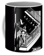 Katie-fire Escape Coffee Mug