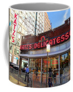 Katz's Delicatessan Coffee Mug