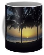 Kauai Sunset Coffee Mug