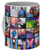 Kavanah Press Collection Coffee Mug by Marlene Burns