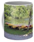 Kayak Rentals Coffee Mug