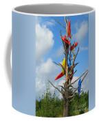 Kayak Tree Coffee Mug