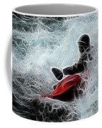 Kayaker 2 Coffee Mug