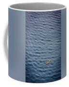 Kayaking Alone Coffee Mug