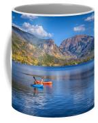 Kayaking Grand Lake Coffee Mug