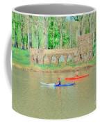Kayaks Coffee Mug