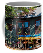 Kayaks Surfboards And Bikes - The Good Life Coffee Mug