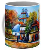 Kazimierz Dolny In Fall Coffee Mug