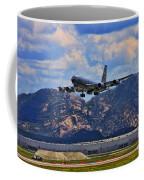 Kc-135 Take Off Coffee Mug