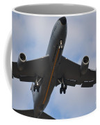 Kc135 Military Aircraft  Picture C Coffee Mug