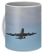 Kc135 Military Aircraft  Picture D Coffee Mug
