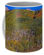 Kebler Pass Panorama Coffee Mug