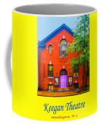 Keegan Theatre Coffee Mug