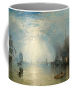 Keelmen Heaving In Coals By Moonlight Coffee Mug by Joseph Mallord William Turner