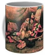 Keema Indian Princess Coffee Mug