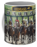 Keeneland Coffee Mug