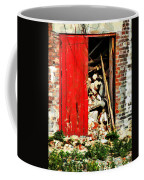 Keep All Fire Exits Clear Coffee Mug