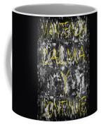 Keep Calm And Carry On Spanish Coffee Mug