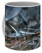 Keep Fire In Your Life No 9 Coffee Mug
