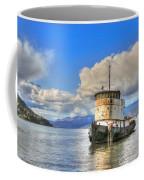 Keep Off Old Ship Coffee Mug