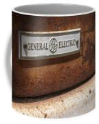 Keeping Rusty Company Coffee Mug