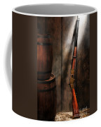 Keeping The Stockroom Coffee Mug by Olivier Le Queinec