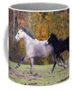 Keeping Up Coffee Mug