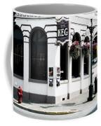 Keg Coffee Mug
