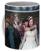 Keira's Destination Wedding - The Pirate Part Coffee Mug