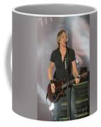 Musician Keith Urban Coffee Mug